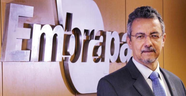 """""""O Brasil já se destaca na Agricultura 4.0"""", avalia presidente da Embrapa em entrevista exclusiva"""