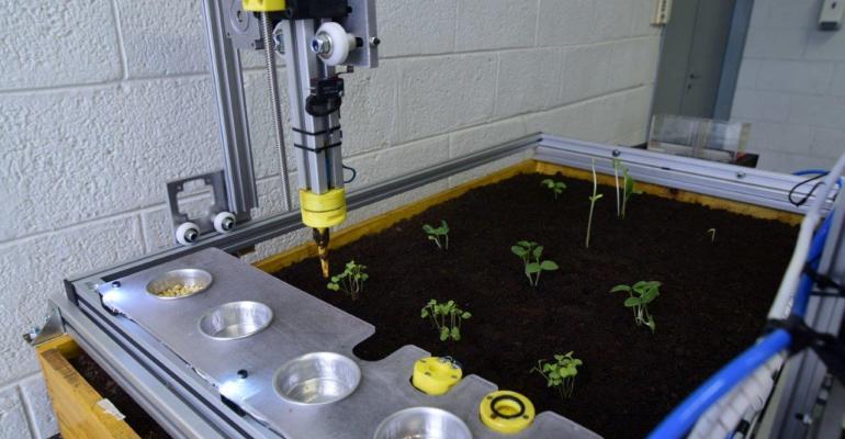 Unicamp desenvolve robô capaz de executar tarefas agrícolas de forma autônoma