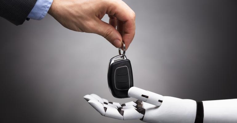 O futuro das máquinas autônomas está mais próximo?