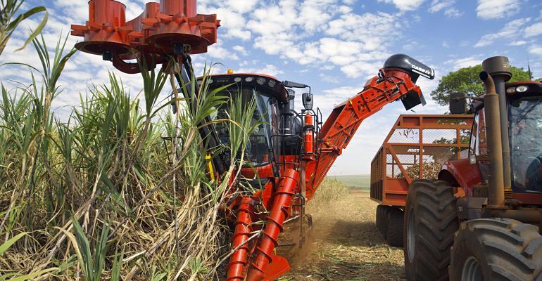 Novas soluções melhoram colheita de cana-de-açúcar e café