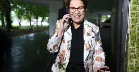 Tereza Cristina é anunciada como ministra da Agricultura